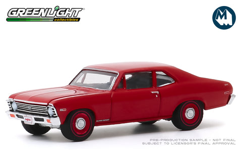1968 Chevrolet COPO Nova SS (Lot #1268)