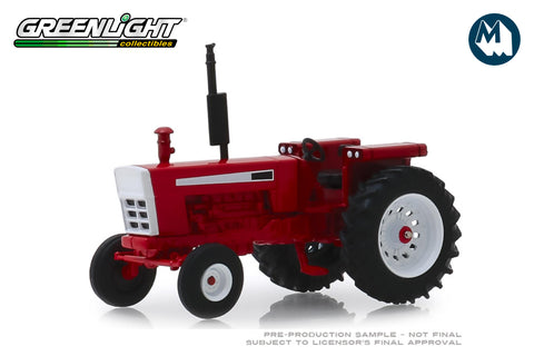 1973 Tractor - Red