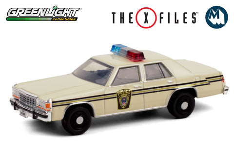 The X-Files / 1983 Ford LTD Crown Victoria - Ardis MD Police