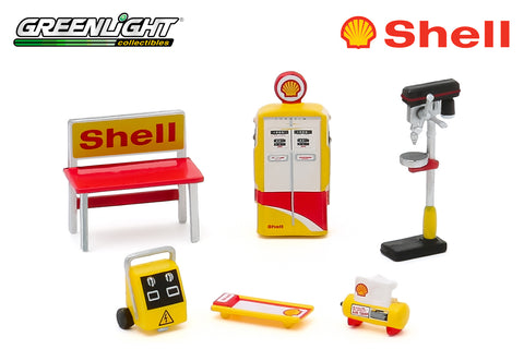 Shop Tools - Shell Oil
