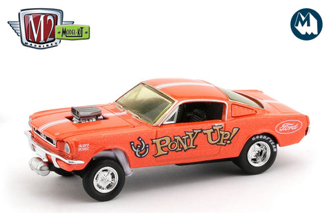 "1969 Ford Mustang ""Gasser"""