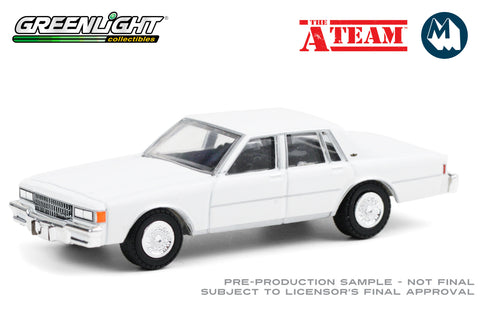 The A-Team / 1980 Chevrolet Caprice Classic