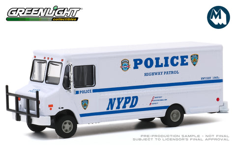 2019 Highway Patrol Step Van - New York City Police Dept (NYPD)