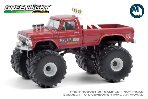 First Blood / 1978 Ford F-250 Monster Truck