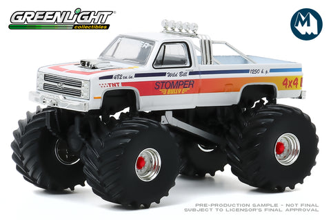 Stomper Bully / 1984 Chevrolet C-20 Monster Truck