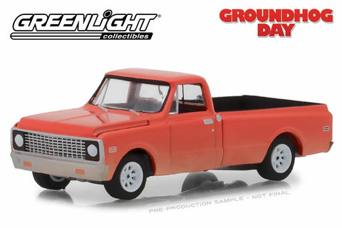 Groundhog Day / 1971 Chevrolet C-10