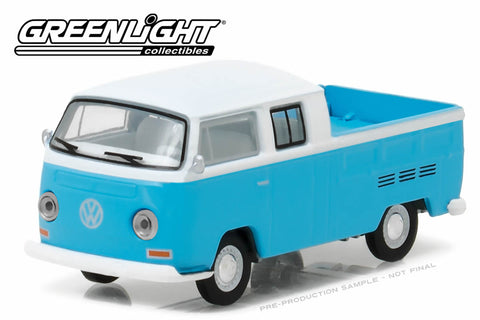 1968 Volkswagen Type 2 Double Cab Pick-Up