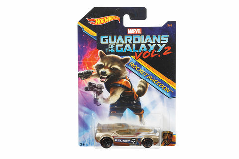 Fast Fish / Rocket Raccoon