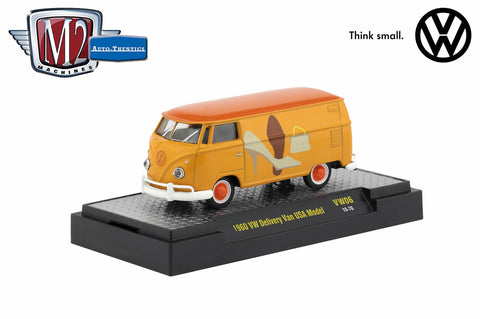 1960 VW Delivery Van U.S.A. Model (Shoes)