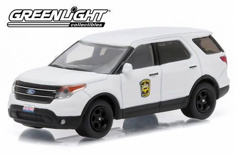 2013 Ford Police Interceptor Utility Navy Pier Chicago