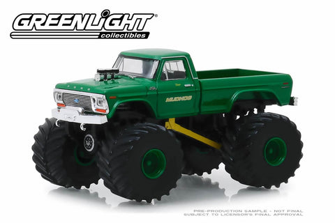Mudhog / 1979 Ford F-250 Monster Truck