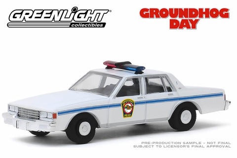 Groundhog Day / 1980 Chevrolet Caprice Police