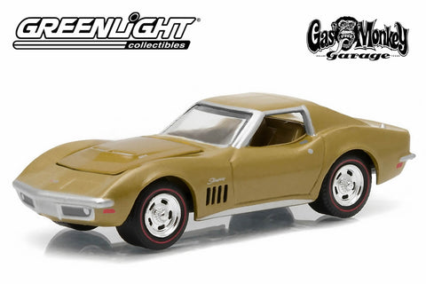 Gas Monkey Garage (2012-Current TV Series) - 1969 Chevy Corvette