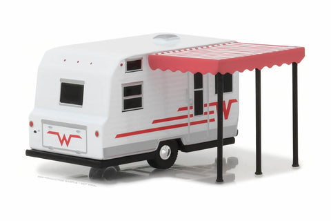 1965 Winnebago 216 (White & Red)