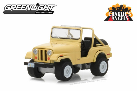 Charlie's Angels / Jeep CJ-5