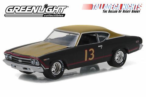 Talladega Nights: The Ballad of Ricky Bobby (2006) / 1969 Chevy Chevelle with Cougar Figure
