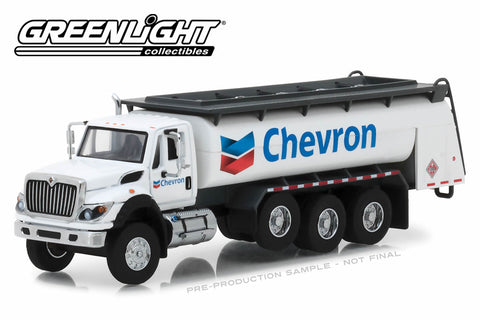 2018 International WorkStar Tanker Truck - Chevron