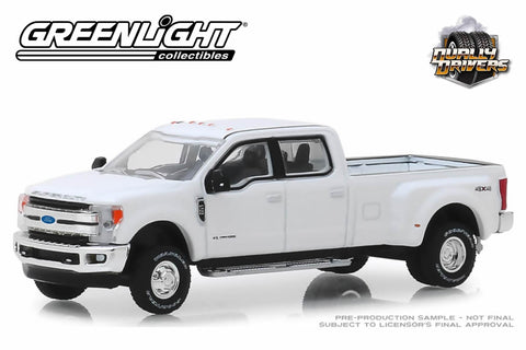 2018 Ford F-350 Lariat (Oxford White)