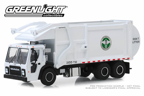2019 Mack LR Refuse Truck - New York City Department Of Sanitation (DSNY)