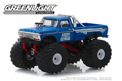 Above N Beyond / 1978 Ford F-250 Monster Truck