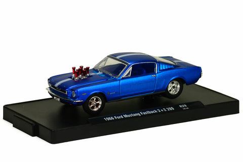 1966 Ford Mustang Fastback 2+2 289