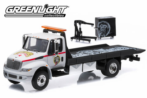 2013 International Durastar Flatbed Gas Monkey Garage (2012-Current TV Series) with Shop Tool Accessories