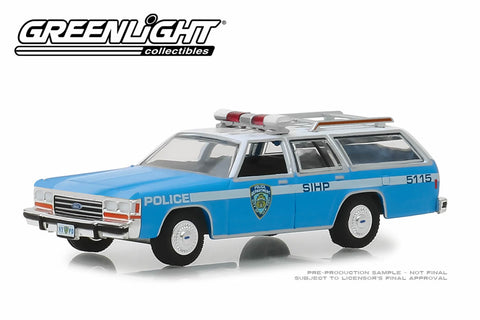 1988 Ford LTD Crown Victoria Wagon / New York City Police Dept (NYPD)