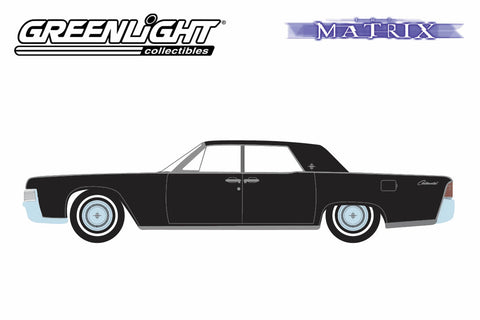 Hollywood Series 17 - 1965 Lincoln Continental / The Matrix (Pre-order)