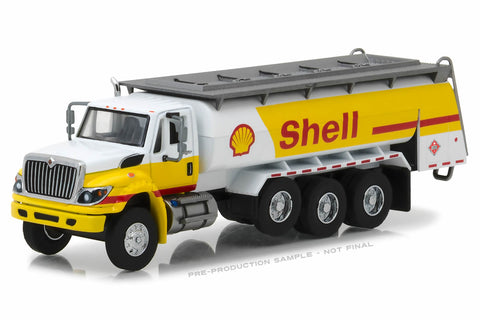 2017 International WorkStar Tanker Truck - Shell Oil