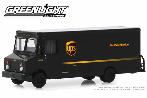 2019 Package Car - United Parcel Service (UPS)
