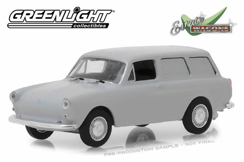 1965 Volkswagen Type 3 Panel Van (Light Grey)