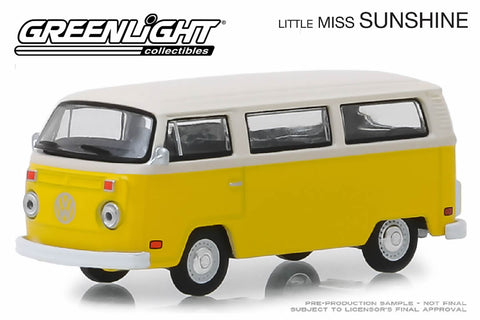 Little Miss Sunshine / 1978 Volkswagen Type 2 Bus