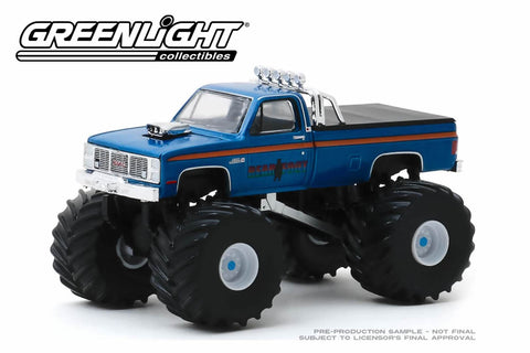 Bear Foot / 1985 GMC High Sierra 2500 Monster Truck