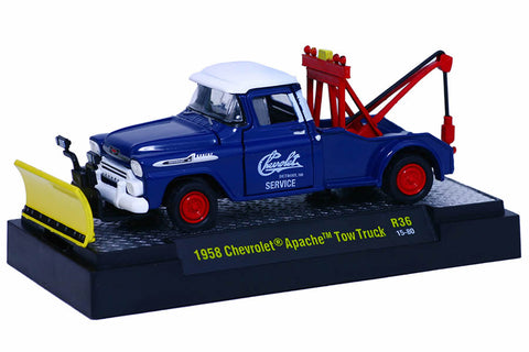 1958 Chevrolet Apache Tow Truck