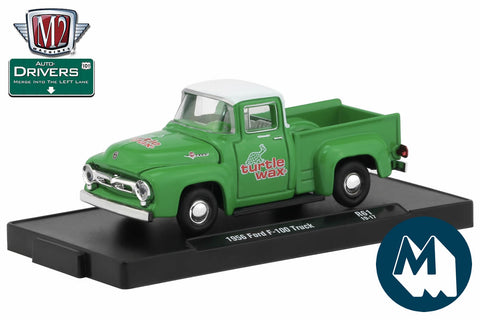 1956 Ford F-100 Truck (Turtle Wax)