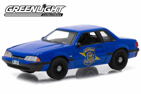 1992 Ford Mustang - Michigan State Police