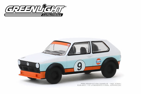 1974 Volkswagen Golf - #9 Gulf Oil
