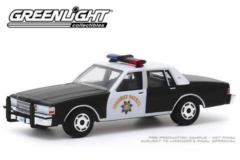 1989 Chevrolet Caprice Police - California Highway Patrol 90th Anniversary