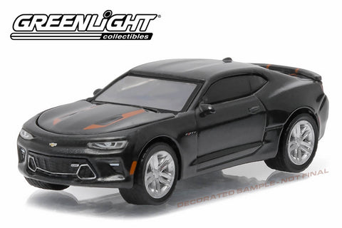 2017 Chevrolet Camaro (Camaro 50th Anniversary Edition)