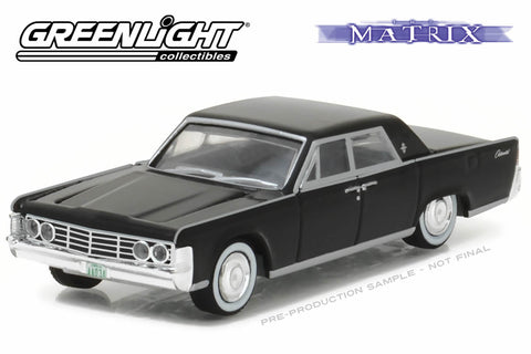 1965 Lincoln Continental / The Matrix