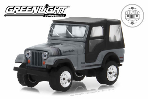 1979 Jeep CJ-5 (Silver Anniversary Edition)