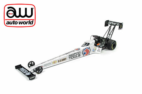 Antron Brown 2017 Matco Tools Top Fuel Dragster