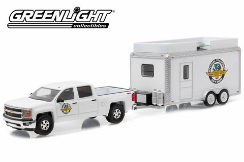 2015 Chevrolet Silverado and Indianapolis Motor Speedway Gift Shop Trailer