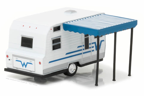1964 Winnebago (White and Blue)