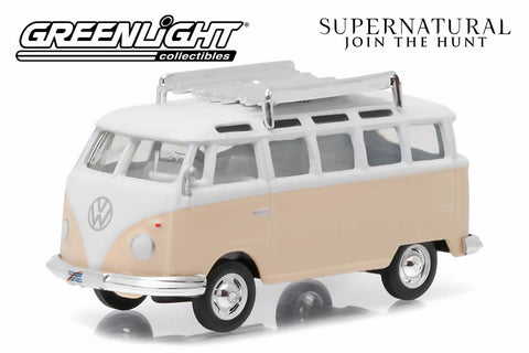 "Supernatural (2005-Current TV Series) – 1964 Volkswagen Samba Bus ""Rainbow Motors"""