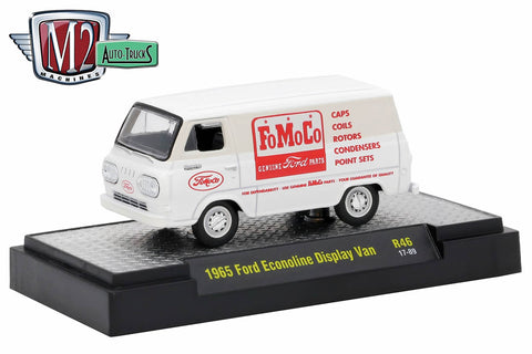 1965 Ford Econoline Display Van