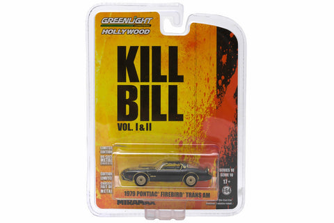 Kill Bill: Vol. 2 (2004) - 1979 Pontiac Firebird Trans Am