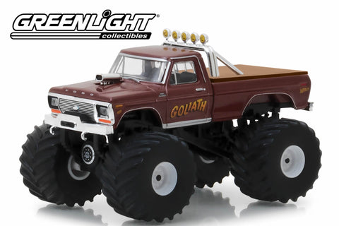 Goliath / 1979 Ford F-250 Monster Truck