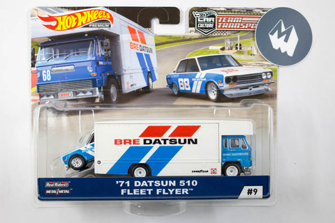 #09 - '71 Datsun 510 / Fleet Flyer