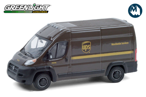 2018 Ram ProMaster 2500 Cargo High Roof (UPS)